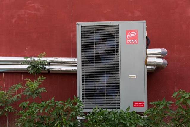 亲热地暖中央空调